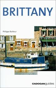 Cover of: Brittany, 2nd (Country & Regional Guides - Cadogan)