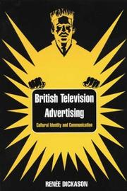 Cover of: British Television Advertising