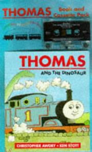 Cover of: Thomas and the Dinosaur with Cassette(s) (Thomas & Friends | Christopher Awdry