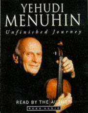 Cover of: Unfinished Journey (TempoREED)