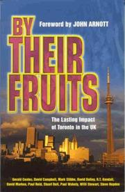 Cover of: By Their Fruits