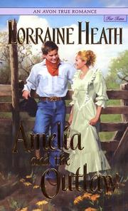 Cover of: Amelia and the Outlaw