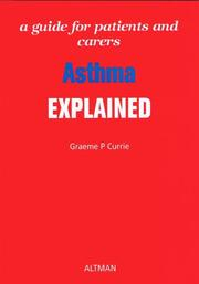 Cover of: Asthma Explained