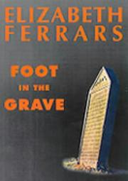 Cover of: Foot in the grave