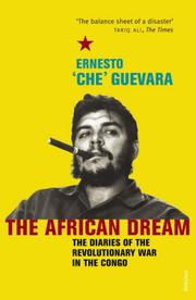 Cover of: An African Dream