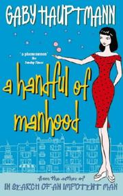Cover of: A Handful of Manhood