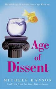 Cover of: The Age of Dissent