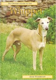 Cover of: Pet Owner's Guide to the Whippet (Pet Owner's Guide)