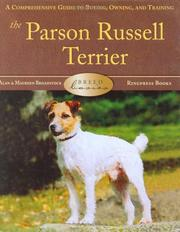 Cover of: The Parson Russell Terrier (Breed Basic)