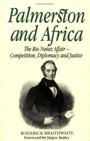 Cover of: Palmerston and Africa