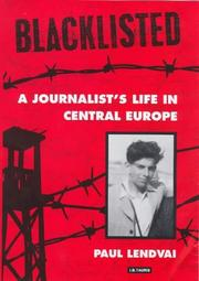 Cover of: Blacklisted