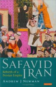 Cover of: Safavid Iran | Andrew J. Newman