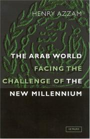 Arab world facing the challenge of the new millenium