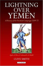 Cover of: Lightning Over Yemen