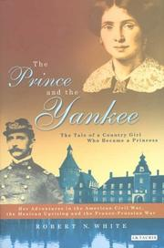 Cover of: The Prince and the Yankee