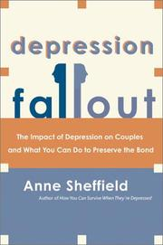 Cover of: Depression Fallout | Anne Sheffield