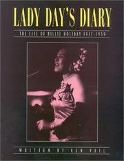 Lady Day's diary by Ken Vail