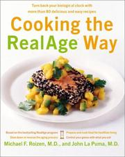 Cover of: Cooking the RealAge Way | Michael F. Roizen