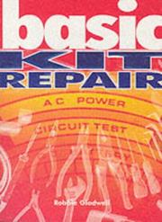 Cover of: Basic Kit Repair
