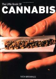 Cover of: The Little Book of Cannabis (Little Book Of... (Sanctuary Publishing))