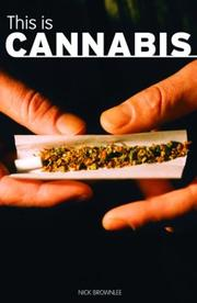 Cover of: This Is Cannabis