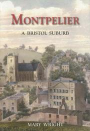 Cover of: Montpelier | Mary Wright