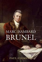 Cover of: Marc Isambard Brunel