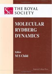 Cover of: Molecular Rydberg Dynamics