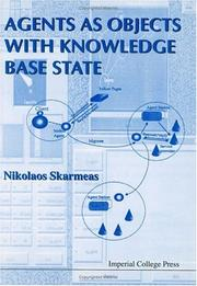 Cover of: Agents as objects with knowledge base state
