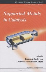 Cover of: Supported metals in catalysis |