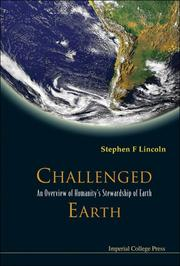 Cover of: Challenged Earth