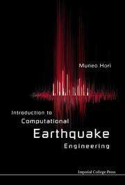 Cover of: Introduction to Computational Earthquake Engineering