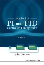 Cover of: Handbook of Pi And Pid Controller Tuning Rules | Aidan O