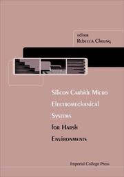 Cover of: Silicon Carbide Microel Ectromechanical Systems for Harsh Environments