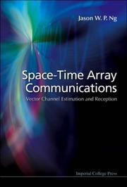 Cover of: Space-Time Array Communications