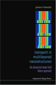 Cover of: Transport in Multilayered Nanostructures