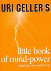 Cover of: Uri Geller's Little Book of Mind-Power