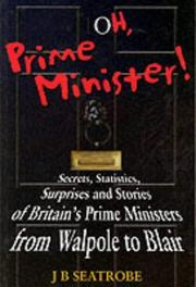 Cover of: Oh, Prime Minister