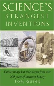 Cover of: Science's Strangest Inventions