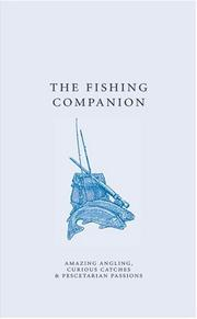 Cover of: The Fishing Companion