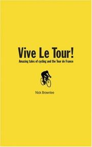 Cover of: Vive le tour!