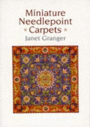 Cover of: Miniature needlepoint carpets