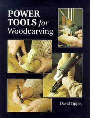 Cover of: Power Tools For Woodcarving