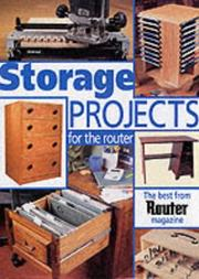 Cover of: Storage Projects for the Router