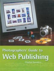 Cover of: Photographers' Guide to Web Publishing
