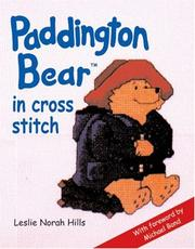 Cover of: Paddington Bear in Cross Stitch