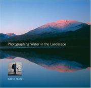 Cover of: Photographing Water in the Landscape