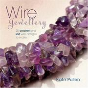 Cover of: Wire Jewellery