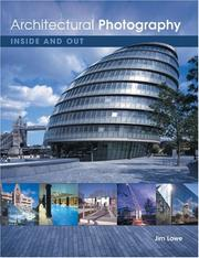 Cover of: Architectural Photography | Jim Lowe