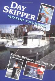 Cover of: Day Skipper Motor Cruising